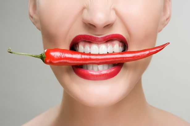 How to eat spicy, trend health