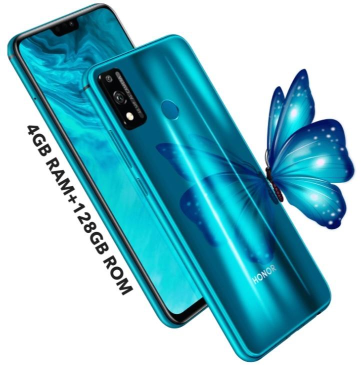 honor smart phone brand