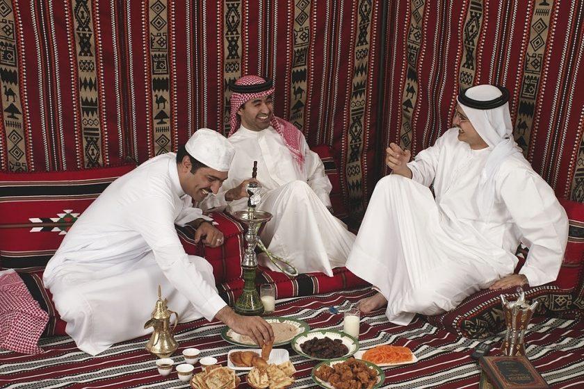 Arabic Majlis Abu Dhabi