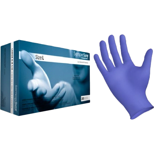dental nitrile gloves