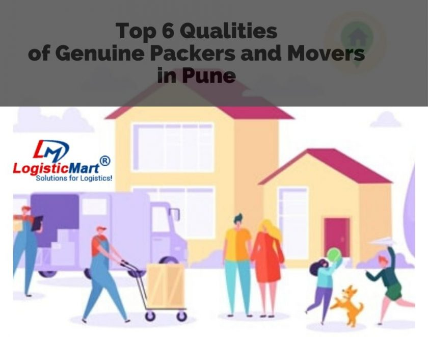 Packers and Movers in Baner Pune - LogisticMart
