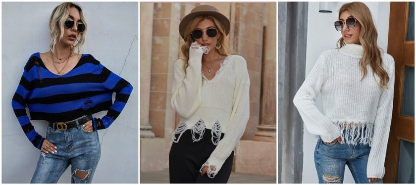 wholesale womens sweaters