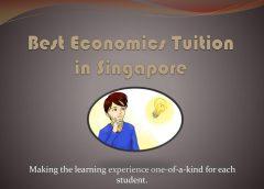 A Brief Intro to Best Economics in Singapore