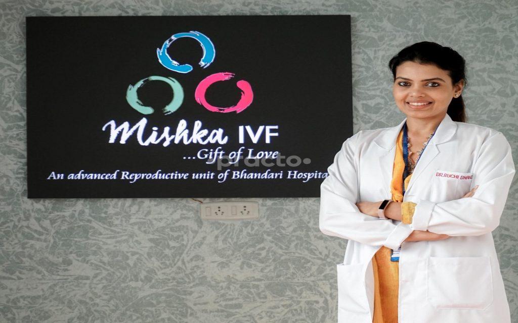 Mishka IVF center - Dr. Ruchi Bhandari