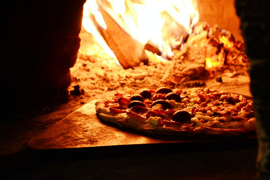 Wooden Ovens for Pizza Baking