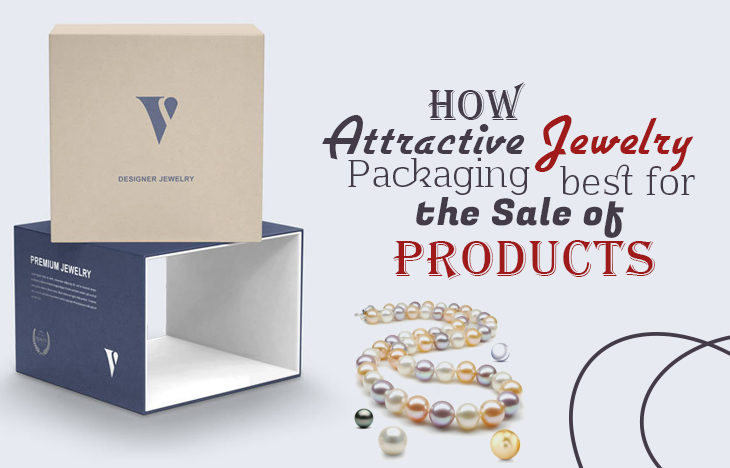 attractive jewellery packagingg
