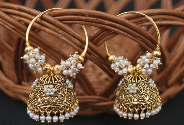 antique earring set