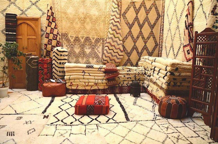 Description: berber rug
