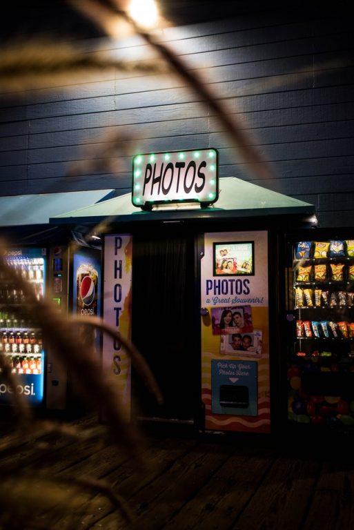 Low Cost Vending Machine