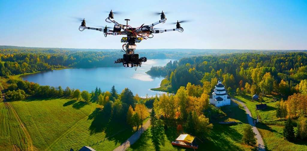 Another model for drone services in UAE