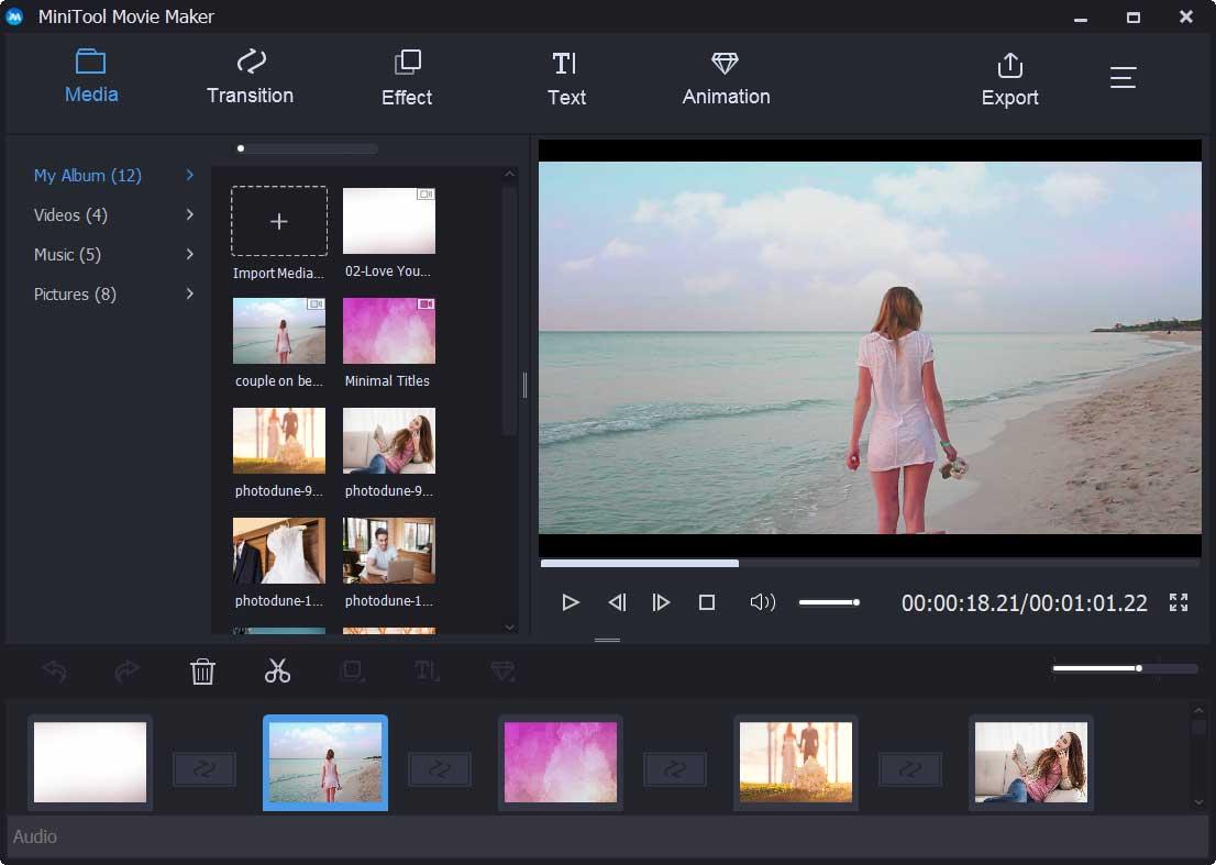 Alternative for iMovie for Windows