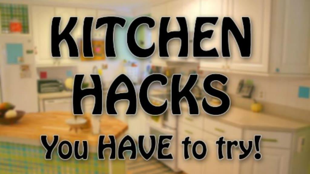 Kitchen Hacks for Indian