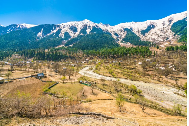 List of Some Famous Jammu and Kashmir Tourist Places