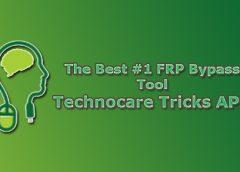 The best FRP Bypass Tool – Technocare Tricks APK