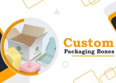 6 Reasons Why It's Necessary To Have Custom Packaging Boxes For A Business