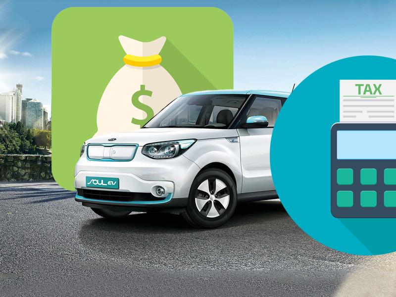 electric car tax credit